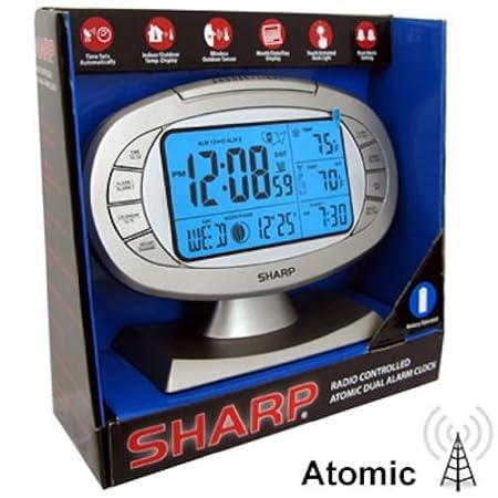 Sharp spc315 atomic clock manual.