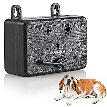 amazon com vicvol mini bark control device outdoor anti barking rh amazon com