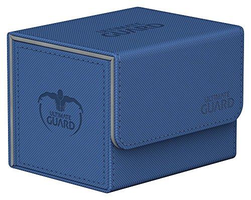 Ultimate Guard UGD010759 Sidewinder 100+ Standard Size Xenoskin, Blue by Ultimate Guard