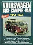 Volkswagen Bus Camper Van 1954-67