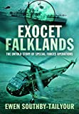img - for Exocet Falklands: The Untold Story of Special Forces Operations book / textbook / text book
