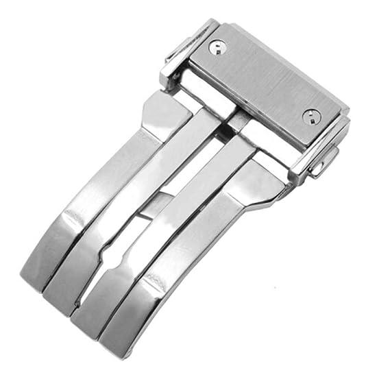 detailed look 75538 eeb96 Amazon | Nywing HUBLOTバックル 尾錠 22mm 24mm ウブロ D ...