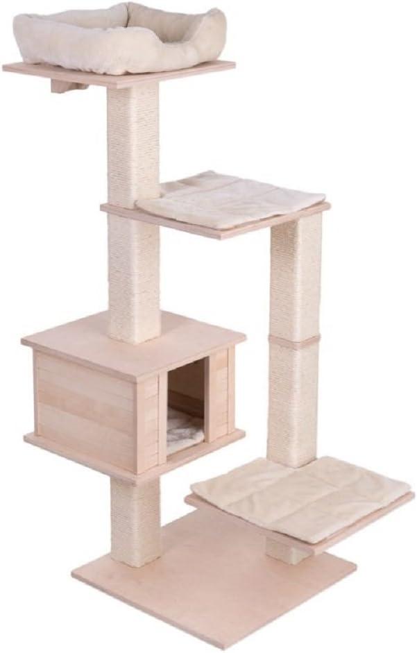 PaylesswithSS Natural Paradise Quadra - Árbol para gatos