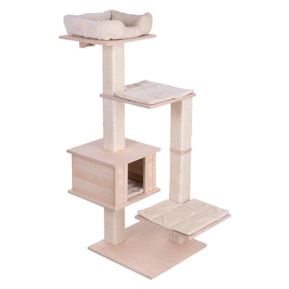 PaylesswithSS Natural Paradise Quadra - Árbol para gatos: Amazon.es: Productos para mascotas