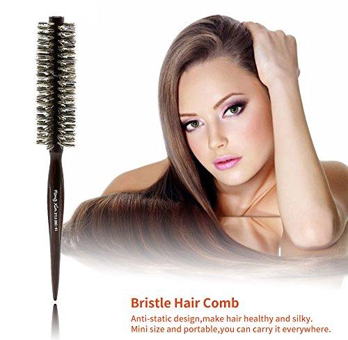 10 round hair brush - 8