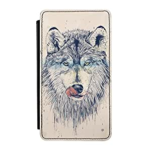 Dinner Time Premium Faux PU Leather Case Flip Case for Samsung? Galaxy Note 3 by Balazs Solti + FREE Crystal Clear Screen Protector