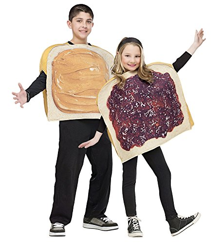 Morris Costumes Peanut Butter N Jelly -