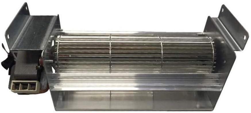 Ventilador tangencial estufa de pellets Tgo 80/1-270/35 Emmevi ...