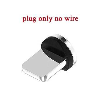 TOUSHI Cable Cargador Adaptador de Cable Micro USB magnético ...