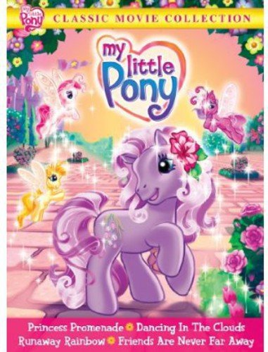 My Little Pony: Classic Movie Collection Shout Factory 28936682 Cartoons & Animation Family