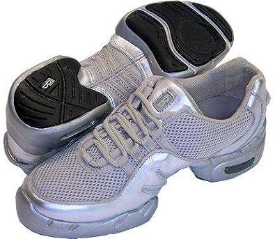 Zapatillas Sneakers de Baile con cámara de Aire y Suela Partida ...