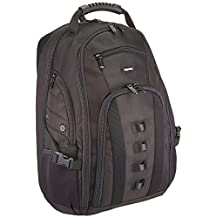 AmazonBasics Adventure Backpack - Fits Up To 17-Inch Laptops