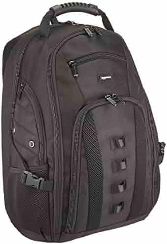 Amazonbasics Travel Laptop Backpack