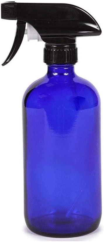 Wii 1pcs Botellas del Aerosol vacíos envase retornable for Aceites Esenciales, Limpieza- Duradero Atomizador con Configuración de transmisión de la Niebla (1 * 500 ml): Amazon.es: Hogar