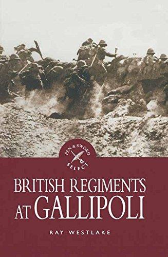 British Regiments At Gallipoli  English Edition
