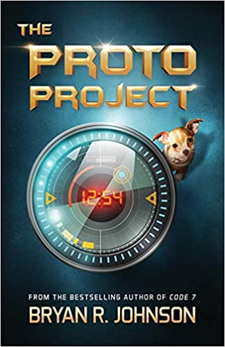 The Proto Project A Sci Fi Adventure Of The Mind For Kids Ages 9 12 Johnson Bryan R Liu Cynthea 9781940556055 Amazon Com Books
