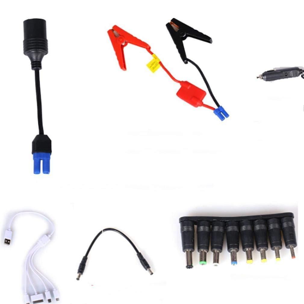 GGO Auto Auto Auto Starthilfe Jump Power 600A 16800Mah Power Taschenlampe Smart Jumper Multifunktions-Ladegerät B07KXXSY6R | Hohe Qualität und geringer Aufwand  d714e8