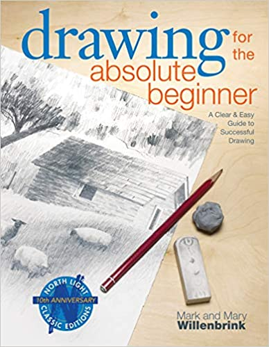 Drawing Art for the Absolute Beginner Book