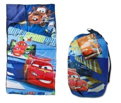 Disney voitures 2 Mater Grand Prix Sleeping Slumber sac by Disney