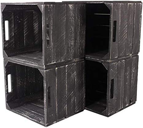 Kontorei® - Caja de Madera para estantería IKEA Kallax, 33 x ...