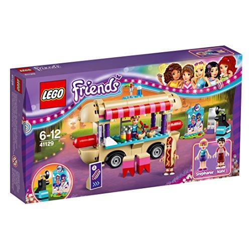 LEGO Friends - Amusement Park Hot Dog Van by