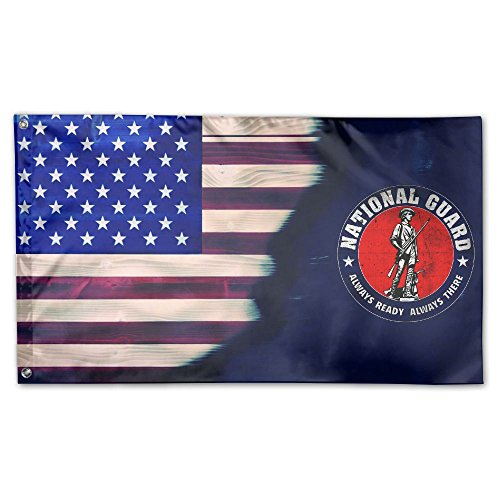 Army National Guard Flag 3x5 Foot