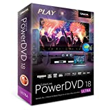 #1: Cyberlink PowerDVD 18 Ultra