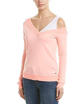 d1cdd9c8dbb14 Amazon.com  n PHILANTHROPY Womens Nphilanthropy Cold-Shoulder ...