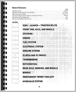 Service Manual International Farmall 584 784 385 674 684 884 464 484