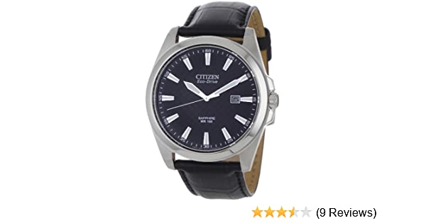 Amazon.com: Citizen Mens BM7100-16E Corso Eco Drive Watch: Citizen: Watches