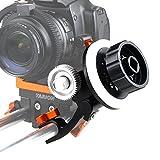 TARION TR-FF1 Follow Focus Finder Support 15mm Rod for Cameras DSLR Rig