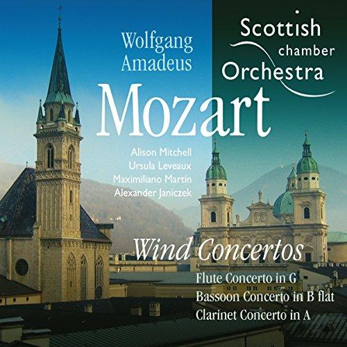 CD : Mozart - Wind Concertos (CD)