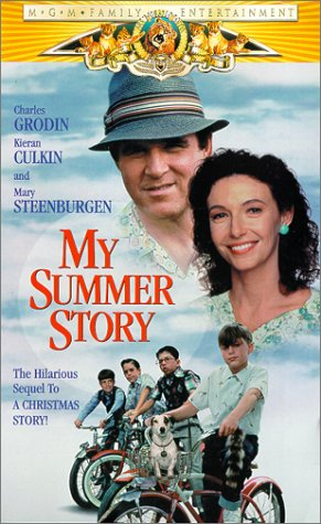 A Christmas Story Sequel.Amazon Com My Summer Story Vhs Charles Grodin Kieran Culkin