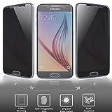 luvvitt samsung galaxy s4 mini - Josi Minea [ Samsung Galaxy S7 ] Privacy Tempered Glass LCD Anti-Spy Screen Protector Film Screen Guard Premium HD Cover Shield for Samsung Galaxy S7 / SVII