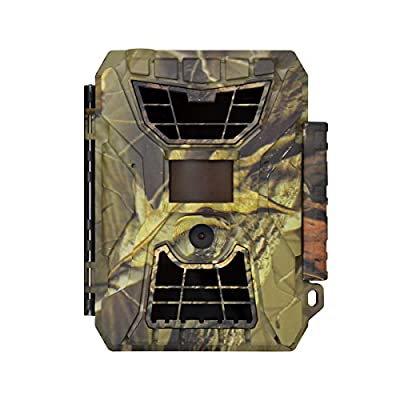 """WingHome Trail Cameras, 290C Trail Camera with Night Vision Motion Activated Waterproof for Wildlife Monitoring Photograph Home Surveillance, 12/16MP Pic Size & 1080P Recording, 2"""" Colorful Display … from WingHome"""