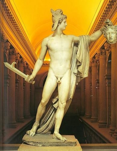 Amazon Com Antonio Canova Perseus With The Head Of Medusa