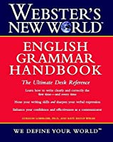Webster's New World English Grammar Handbook Front Cover