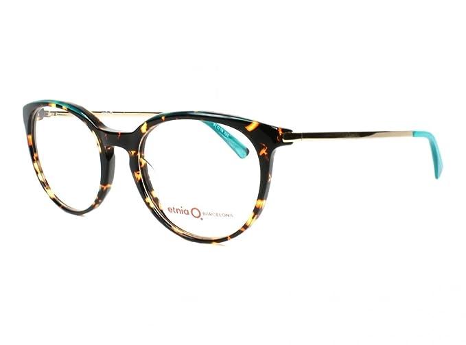 75046f7618 Etnia Barcelona - Montura de gafas - para mujer multicolor  Havana/Turquoise: Amazon.es: Ropa y accesorios