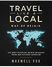 Travel Like a Local - Map of Bejaia: The Most Essential Bejaia (Algeria) Travel Map for Every Adventure