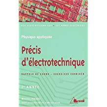 precis d'electrotechnique 2e annee: rappels de cours