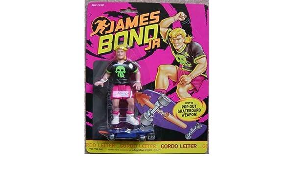 Amazon.com: James Bond Jr. Gordo Leiter: Toys & Games