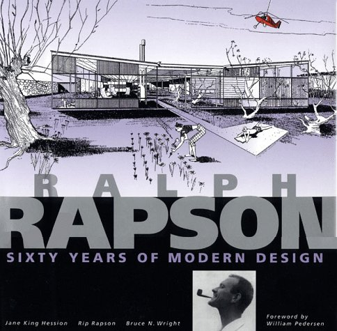 Ralph Rapson: Sixty Years of Modern Design: Rip Rapson, Jane ... on richard meier homes, derek jeter homes, paul rudolph homes, pietro belluschi homes, minneapolis homes, richard neutra homes, madonna homes, bruce goff homes, marcel breuer homes, tadao ando homes, michigan homes, michael graves homes, gerald ford homes,