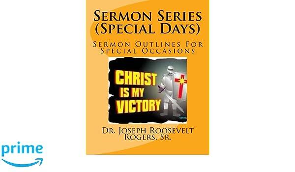 church public occasions sermon outlines