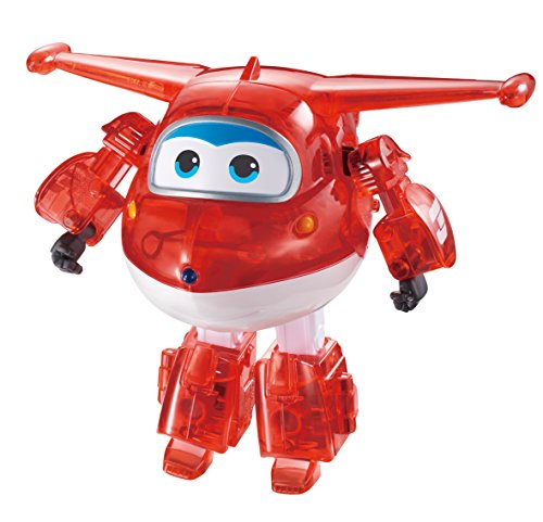 Super Wings - Limited Edition | X-Ray Series | Transforming Jett Toy Figure | Plane | Bot | , 5