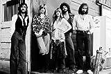 Fleetwood Mac Stevie Nicks Mick Lindsey Buckingham John McVie and group 24x36 Poster