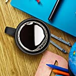 Loves Border Collie Tea Cup, Cold Brew Coffee Mug 11 oz 6