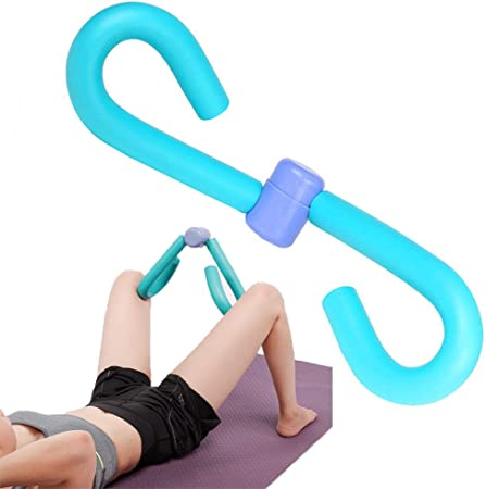 Multifunctional Thigh Master Leg Exerciser Fitness Workout Muscle Butt Toner