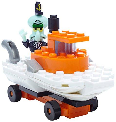 Mega Bloks SpongeBob Squarepants Squidward product image