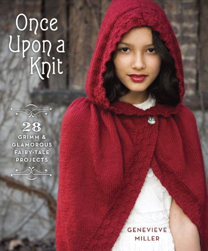 [Potter Craft Books-Once Upon A Knit] (Iconic Movie Characters Costumes)