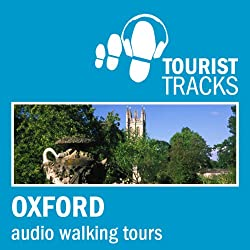 Tourist Tracks Oxford MP3 Walking Tours